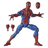 Jwyq Original ML Legends 2020 Vintage Retro Spider Wave 6'Action Figure Peter Parker Gwen Stacy Green Goblin Electro Man Matt GiocattoliSpider NIB