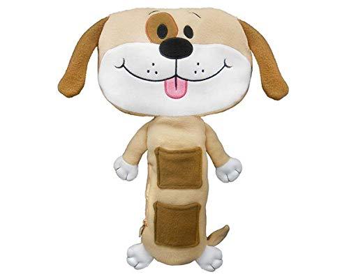 Seat Pets Tan Dog Car Seat Toy