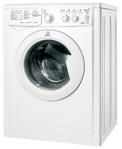 Indesit - IWDC7145FR - Lave Linge Frontal pose libre - 7 kg - 1400 rpm - Classe: B - Blanc