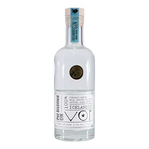 VOR - 100% Icelandic Pot Distilled Gin