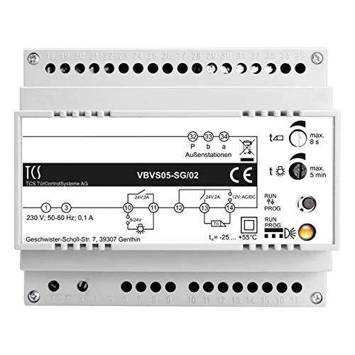 TCS Tür Control BUS-Steuergerät VBVS05-SG/02