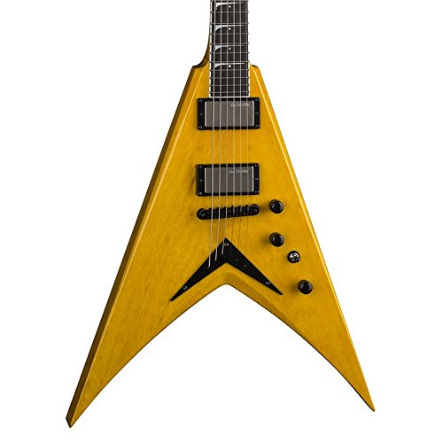Dean Dave Mustaine VMNT Korina Electric Guitar