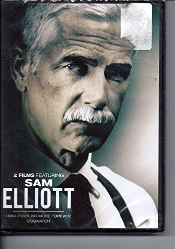 2 FILMS SAM ELLIOTT I will fight no more Dogwatch product image