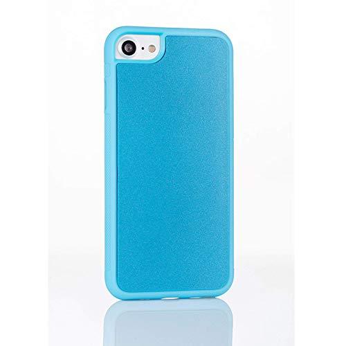 Una custodia per telefono antigravità per iPhone 11 12 Pro XS MAX XR X 8 7 6 S Plus, una magica cover protettiva ad assorbimento nano