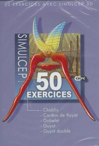 Simulcep 3D : 50 exercices