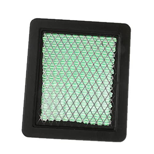 1PC Luftfilter reinigen Fit für Honda Motor 17211-ZL8-023 GC135 Gcv135 GC160 GCV160 Gc190 Gcv190 GX100 17211-ZL8-003 17211-Zl8-000, Motorrad-Zubehör