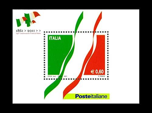 LaVecchiaScatola 2011 150º Anniversario unità d'Italia - FOGLIETTO