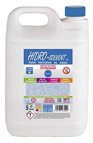 HIDRO-SOLVENT 5 Lts Aditivo y diluyente potenciador para