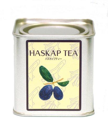 ハスカップ紅茶 角缶 55g×2缶 苫小牧市特産品認定 果汁入りフレーバーティー