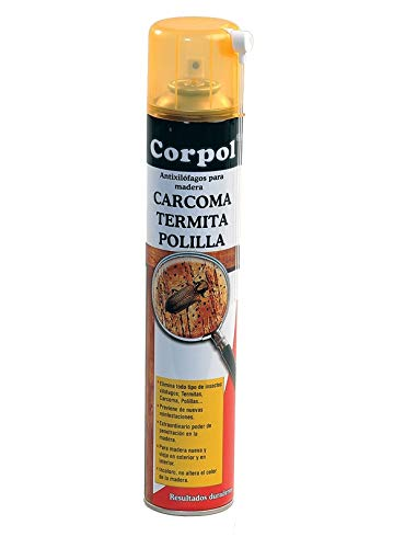 Corpol 5000026 Mata Carcomas, 500Ml