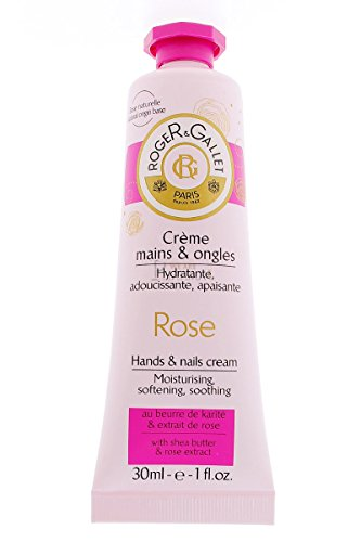 Roger & Gallet - Crema de manos y uñas rose