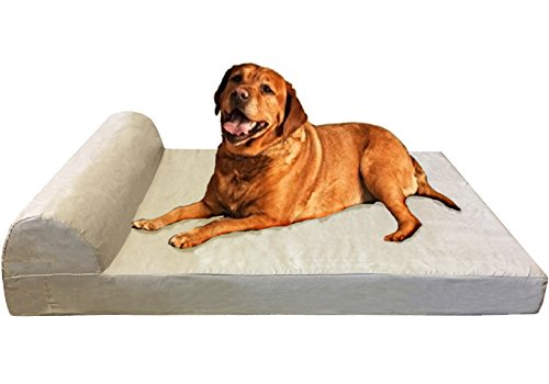 Premium Extra Large Orthopedic Pet Dog Bed