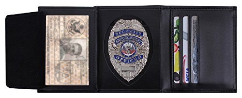 Rothco Leather Id/Badge Wallet