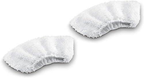 Kärcher Bonnettes microfibre pour buse à main accessoire pour nettoyeurs vapeur