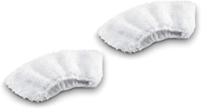 Kärcher EasyFix Microfibre Cover Set for Hand Tool, White