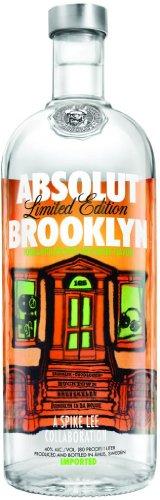 Absolut Brooklyn - 1 Liter