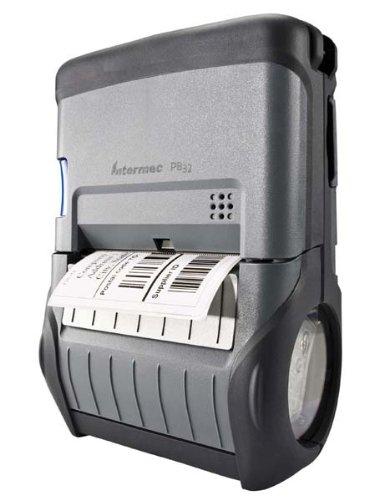 Intermec PB32Thermodirekt 203x 203DPI Drucker für Etiketten–Drucker für Etiketten (Thermodirekt, 203x 203DPI, 101.6mm/Sek, 4LPM, LCD, RS-232, USB 2.0)