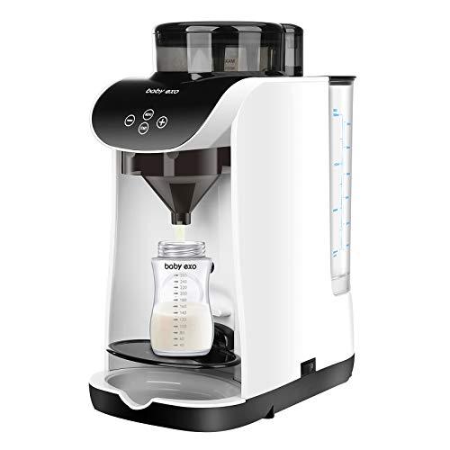 BabyEXO Formula Milk Dispenser Automatic Electric Formula Mixer Warmer Smart Milking Machine...