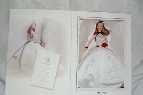 Mattel Bride Vera Wang Barbie Doll 1st