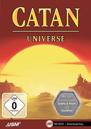 Catan Universe Box: Brich mit dem PC auf in ein neues Catan Universum