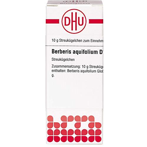 DHU Berberis aquifolium D12 Streukügelchen, 10 g Globuli