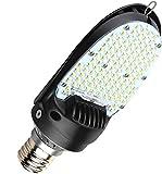 LED Shoebox Area Corn Light Bulb 115W LED Retrofit Kits 5000K E39 Rotatable Mogul 16100LM LED Commercial Lighting - Post Street Light Security Lights Parking Light LED Paddle Bulb, UL DLC