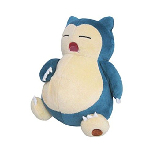 Pokemon ALL STAR COLLECTION Snorlax (S) stuffed height 10.5cm PP23