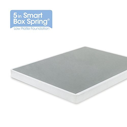 Zinus 5 Inch Low Profile Smart Box Spring, King