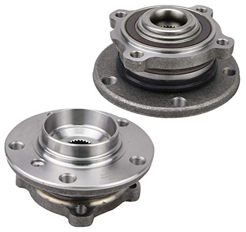 Bodeman - Pair 2 Front or Rear Wheel Hub & Bearing Assembly for 2013-2016 Mini Cooper Paceman/ 2011-2016 Mini Cooper Countryman - w/ABS