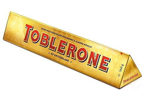 Maxi Toblerone 360g Chocolat Lait Milk