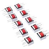 FOTN Nuovi trasformatori Audio 600: 600 Ohm 1: 1 EI14 Trasformatore di Isolamento 10 Pezzi/Pacco
