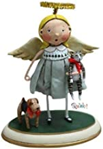 Kinks & Quirks Animal Keeper Angel Figurine by Lori Mitchell
