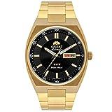 3. Relógio Orient Masculino Automatic Dourado 469GP087F-P1KX