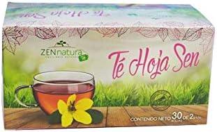 Te hoja de sen 30 Tea Bags para perder peso Tea to Lose Weight Zen Natura product image