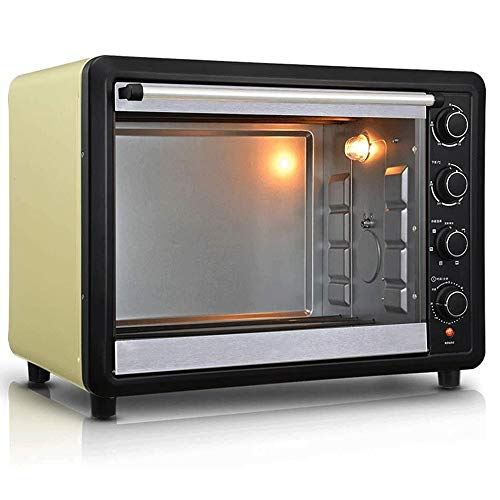 Big Shark Mini Toaster Oven, Toaster Ovens Countertop with 120-Min Timer Convection Toaster Oven - 2200 Watts of Power, Stainless Steel, Includes Baking Pan and Broil Rack