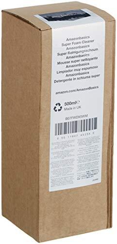 Amazon Basics - Schaumreiniger, 500-ml-Flasche mit Klappdeckel