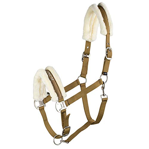 Horze Howard Head Collar Extra Full Size Bronze
