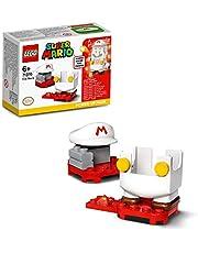 LEGO Super Mario Power-uppakket: Vuur-Mario 71370 bouwset; verzamelspeelgoed voor creatieve kinderen (11 onderdelen)