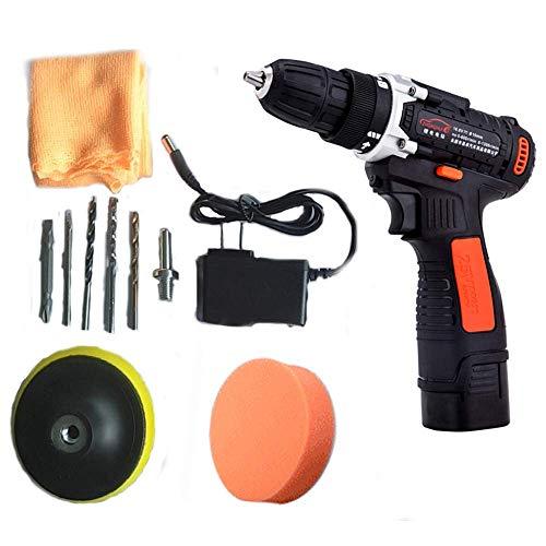 WCY Autopoliermaschine, drahtloses Auto Beauty Set/Werkzeug-Kratzer-Reparatur-Schleifmaschine, Auto Abtrag der Oxidschicht/Scratch Polier yqaae