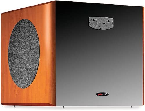 Polk Audio At the price of surprise PSW1000 Powered Cherry Subwoofer Single Beauty products