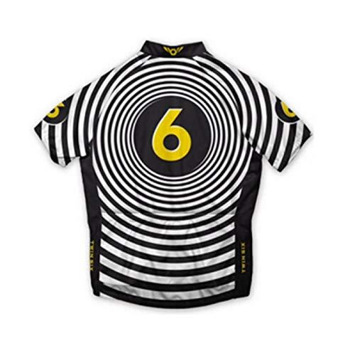 Ropa Retro Ciclo Jersey Camisa De Los Hombres Divertidos del Camino MTB...