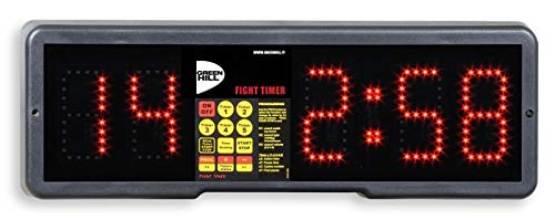 GREEN HILL Reloj Digital Gym CRONÓMETRO ELECTRÓNICO Fight Timer Boxeo