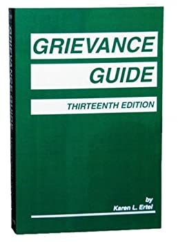 Paperback Grievance Guide, Thirteenth Edition Book