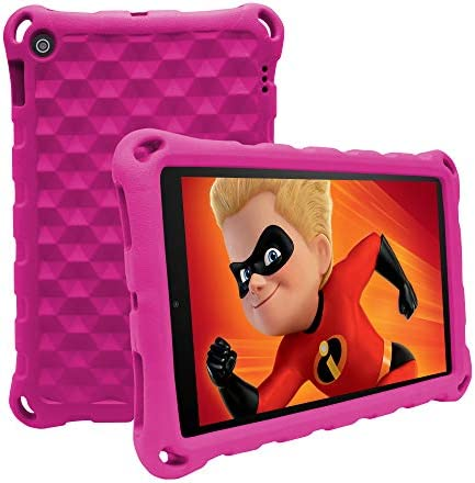 7 Tablet 2019 Case ANTIKE Light Weight Shock Proof Handle Kids Friendly Convertible Stand Kids product image