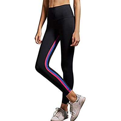 sfe, Women Yoga Pants, Women Fashion Casual Solid High Waist Sports Gym Yoga Running Fitness Leggings Pants Workout Clothes