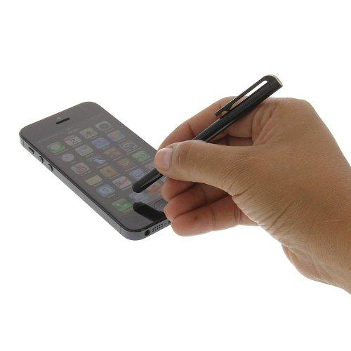 foto-kontor Ersatzstift Stift lo schwarz für Sharp Aquos SH80F