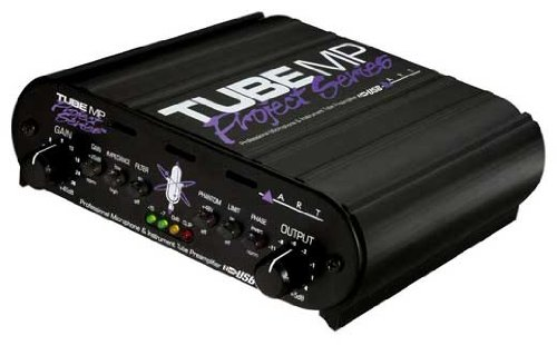 ART Tube MP USB Microphone Preamp