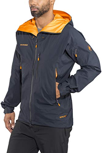 Mammut Eiger Extreme Nordwand Pro HS Hooded Jacket Men - Alpinjacke aus Gore-Tex Pro Shell