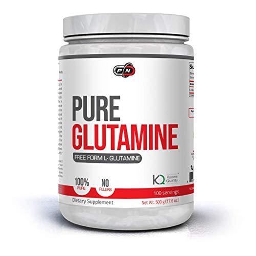 Pure Nutrition L GLUTAMIN Pulver 1kg 500g 250g 5000mg Hochdosiert Höchste Qualität 100{345e7a2a8bb5c2a857ffa3263f872d1f809c842e769c7b235249ccdfa3b3d55b} Rein Neutral Unflavored Muskelaufbau Aminosäure Muskelerhalt Regeneration Kraftsport Bodybuilding