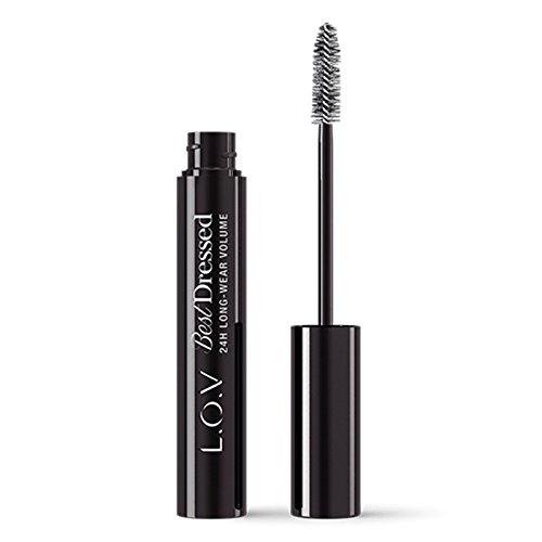 L.O.V - BEST DRESSED 24H long-wear volume mascara 100